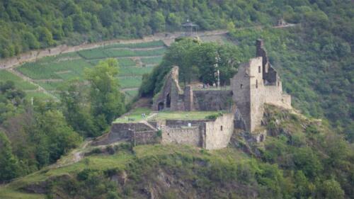 Altenahr, Burg Are