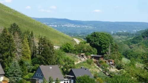 Blick über Lohrsdorf in Westerwald